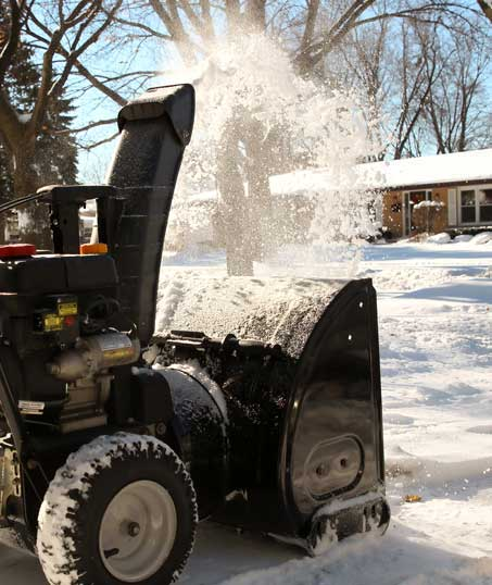 Luna Lawn Care Services LLC Residential Snow Removal