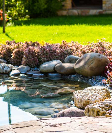 Luna Lawn Care Services LLC Residential Water Features