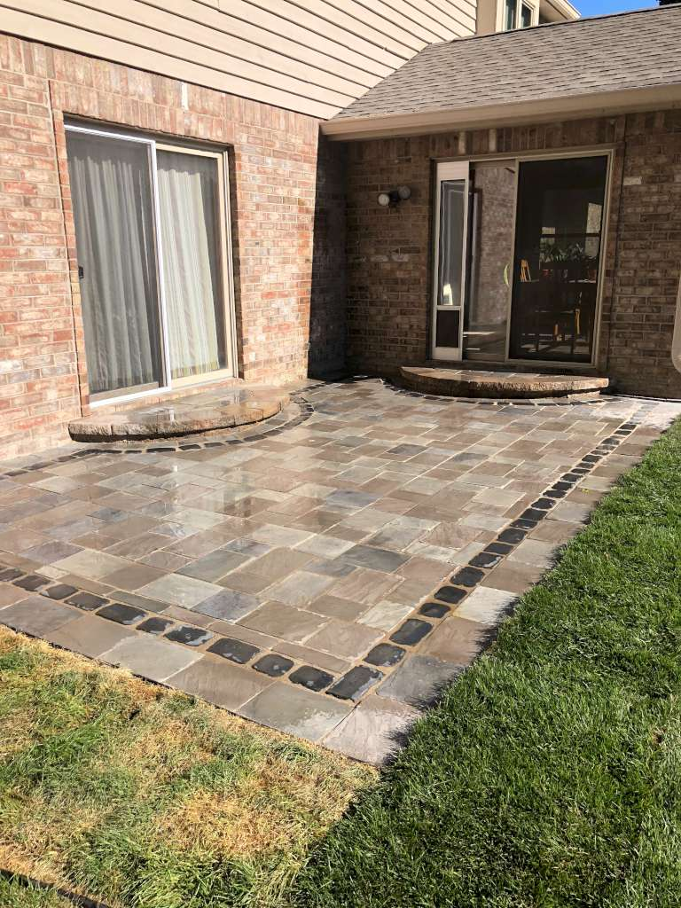 Luna Lawn Care Services Residential Hardscapes