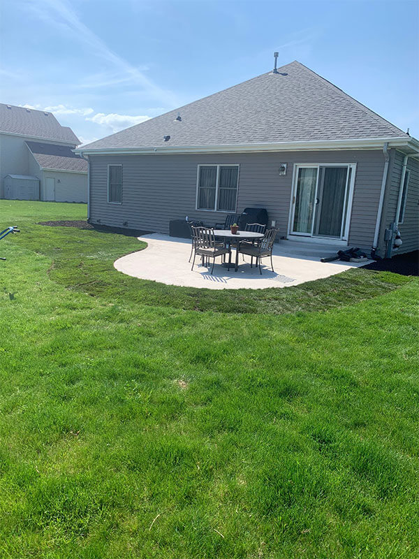 Luna Lawn Care Services Residential Leaf Removal Services